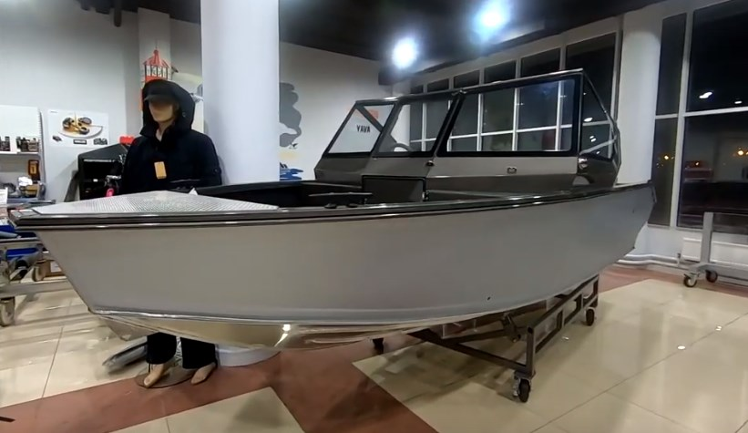 Обзор лодок Викинг